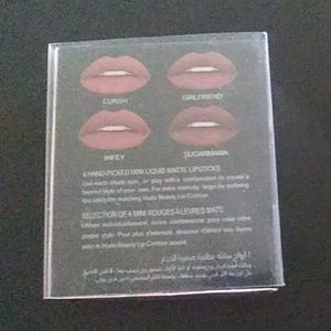 HUDA BEAUTY Makeup - Huda Beauty Nude Love Collection